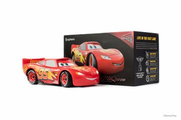 Sphero, Disney/Pixar Unveil the Ultimate Lightning McQueen