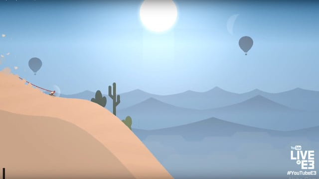 New Video Shows off Gameplay from the Upcoming Alto's Odyssey