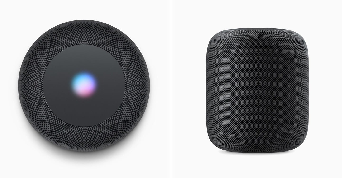 Apple Siri HomePod