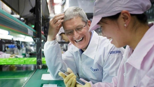Foxconn to Decide on US Factory Location in July, 6 States Are Finalists