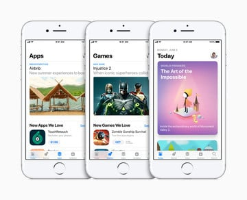 Get Ready for a Whole New iOS 11 App Store