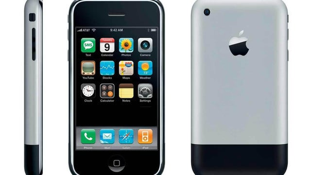 The Original iPhone Doesn't Exactly Measure Up on its 10th Anniversary