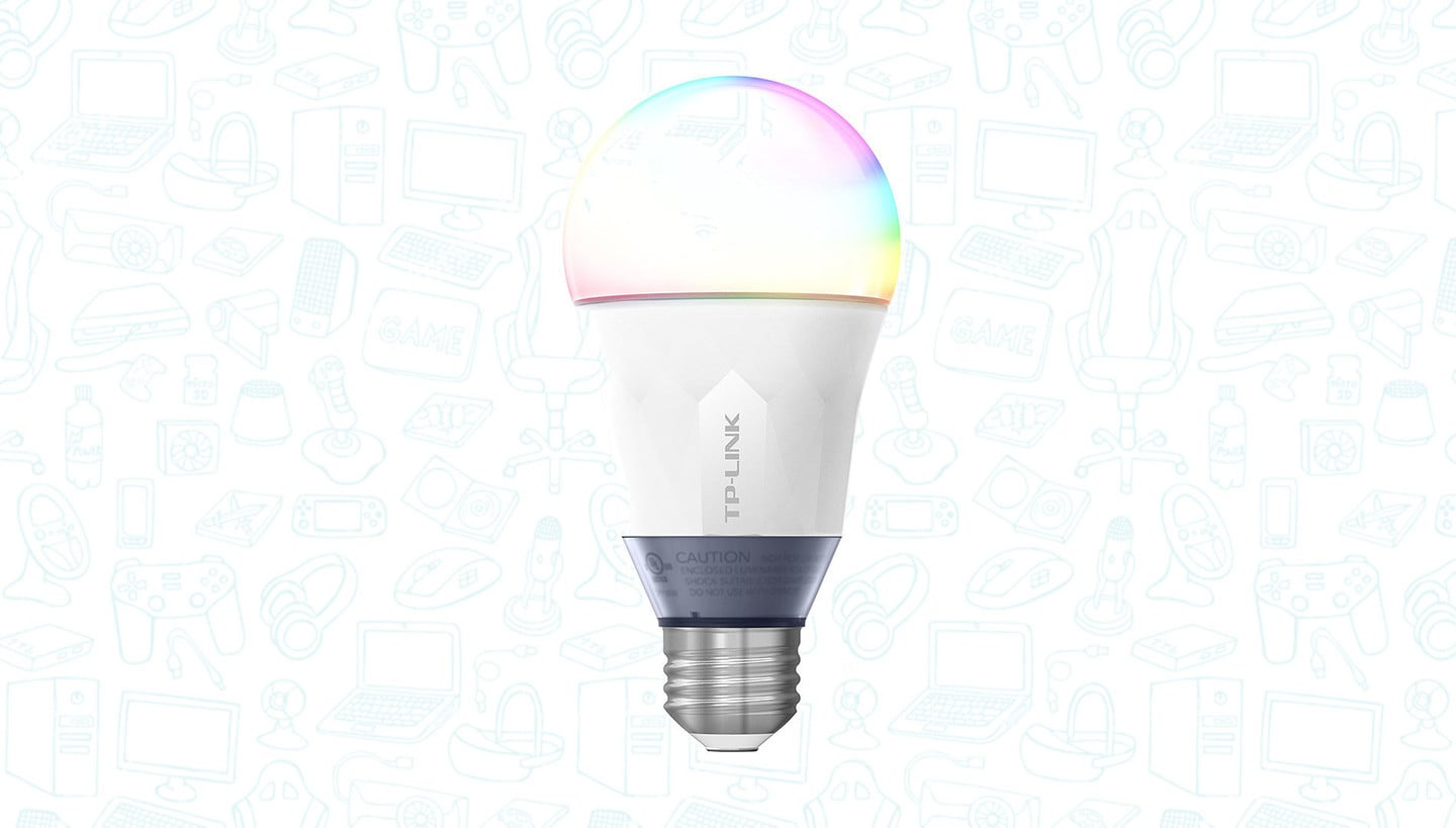 Save $10 on TP-Link's Hub-Free Color LED Bulbs