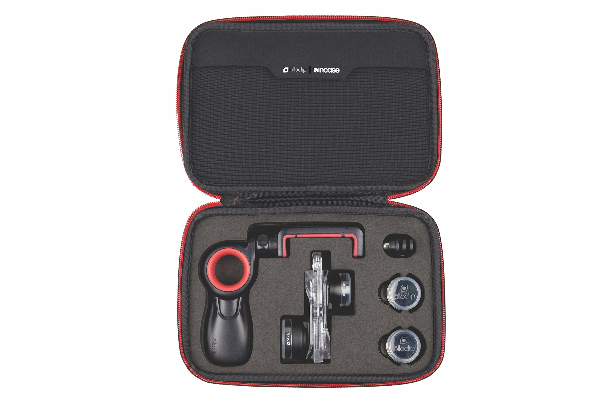 photo image Olloclip, Incase Team Up to Offer a Limited-Edition Filmer's Kit for iPhone
