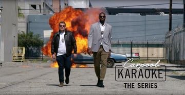 Apple Releases New Trailer for 'Carpool Karaoke: The Series' Before Debut Next Week