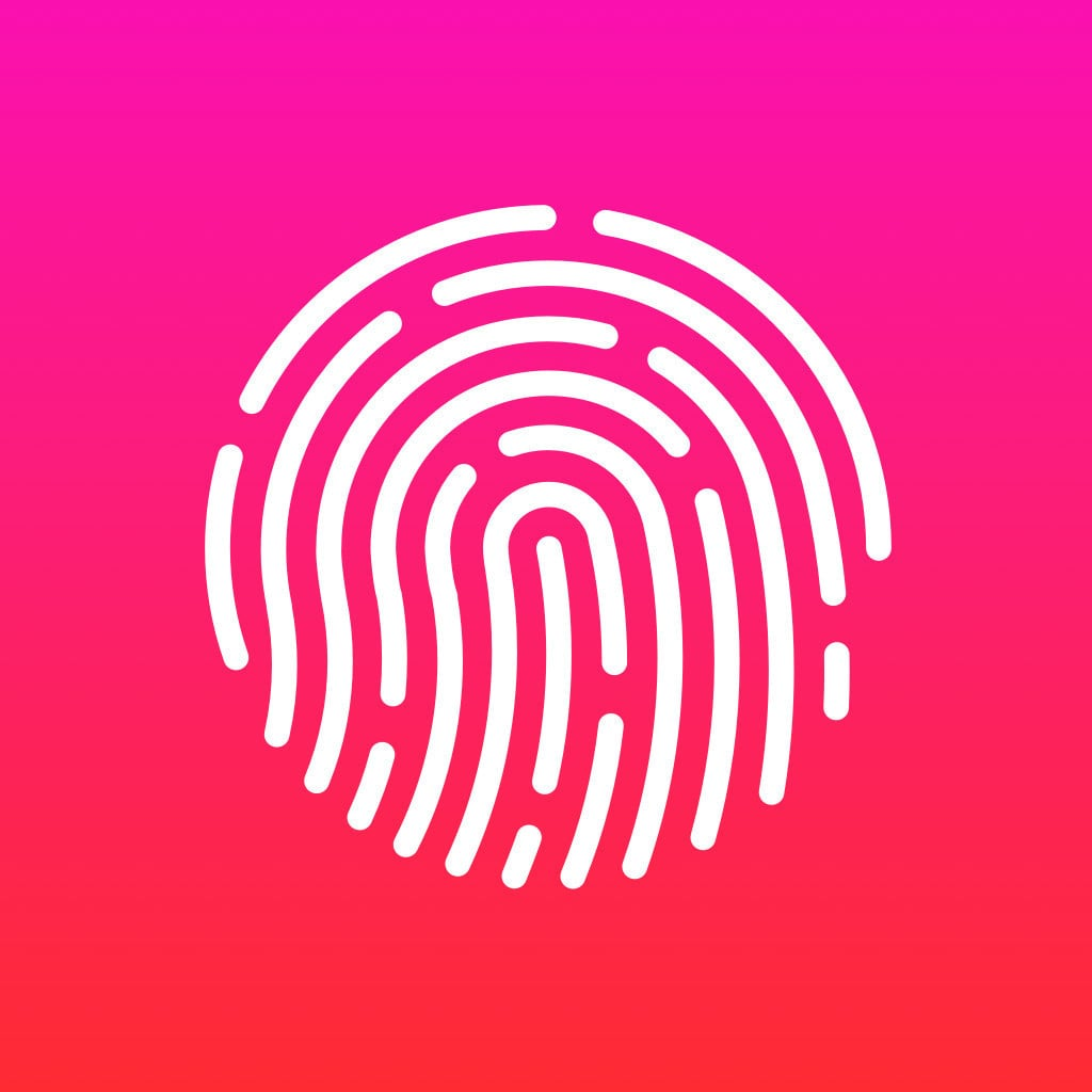 Touch ID Placement