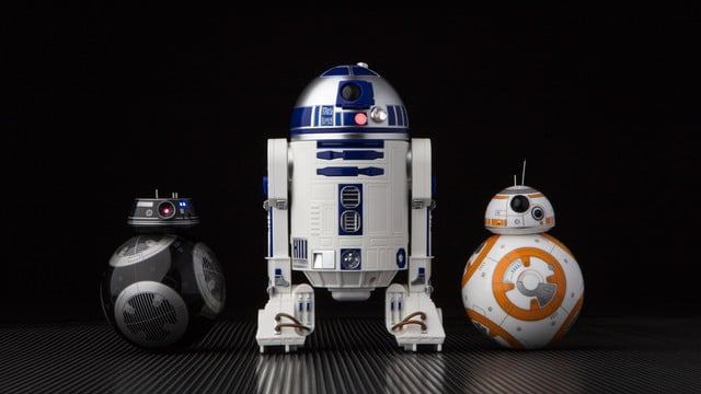 Sphero Introduces Two New 'Star Wars' Droids, R2-D2 and BB-9E