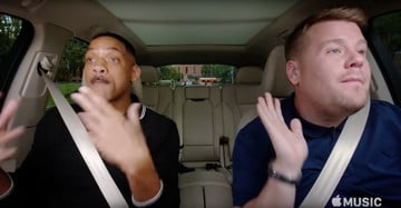 The First Episode of 'Carpool Karaoke: The Series' is Now Available on Apple Music
