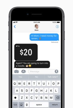 Apple Pay Cash Not Launching This Week With iOS 11