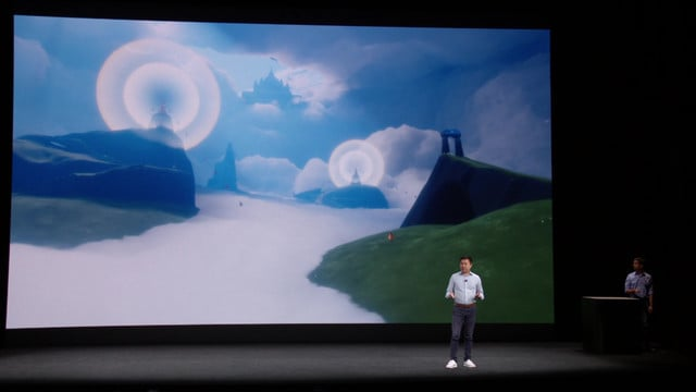 Upcoming Games Sky And The Machines Look Great During iPhone X Event