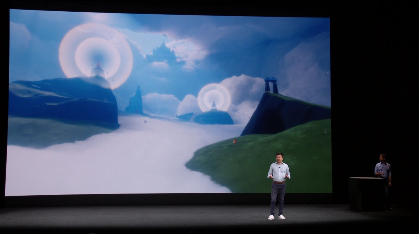 Thatgamecompany announces Sky for iOS, Apple TV