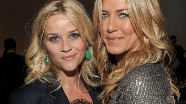Apple's Battling Netflix Over Jennifer Aniston-Reese Witherspoon Drama