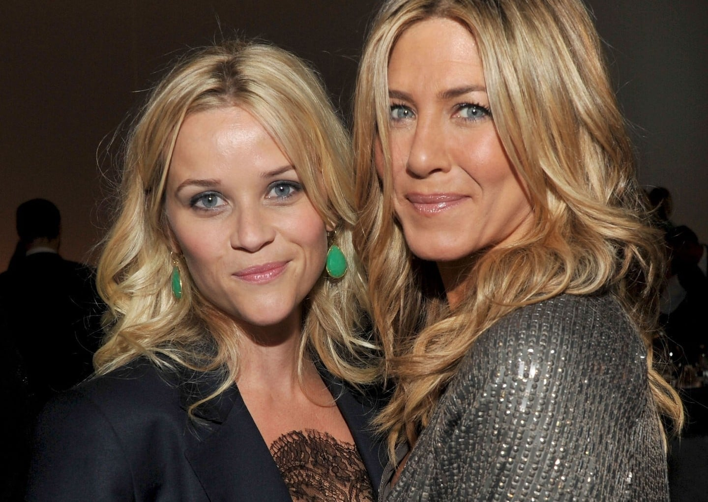 Jennifer Aniston and Reese Witherspoon