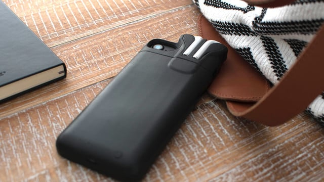 PodCase Brings Your iPhone and AirPods Together