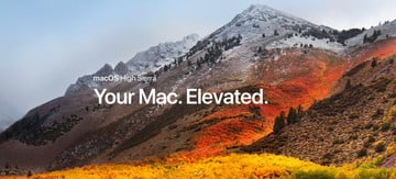Apple's macOS High Sierra Now Available to Download