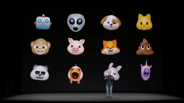 Animoji, Animated Emoji, Come With Your iPhone X