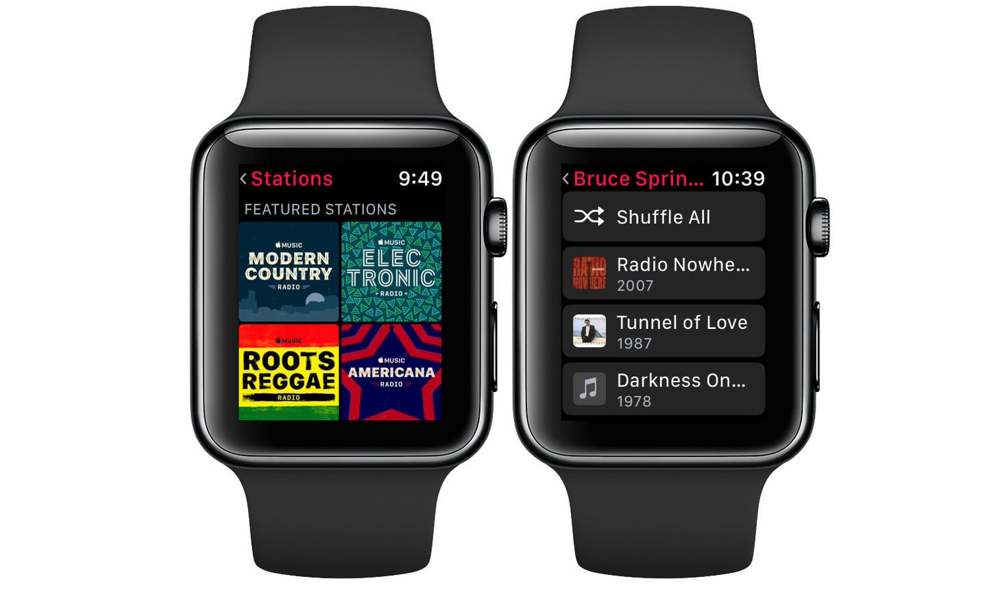 watchOS 4.1 beta 3