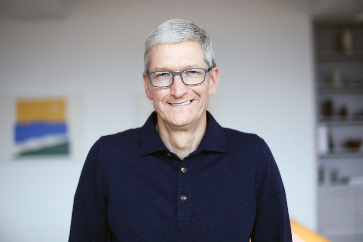 In a New Interview, Tim Cook Says Apple is Focused on Products and People