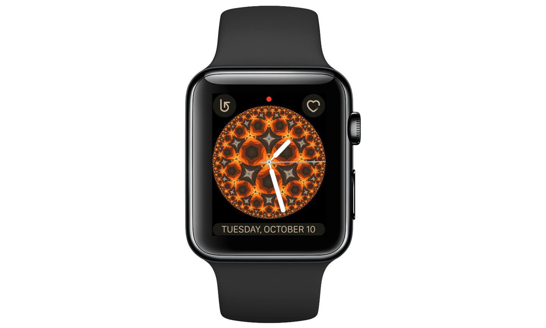 Custom Apple Watch Face