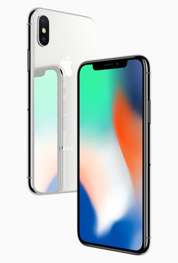 iPhone X Production