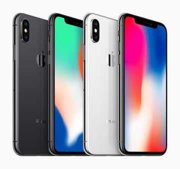 Apple: Limited Number of iPhone X Units Reserved for Walk-In Customers