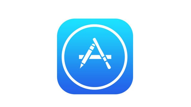 how to put the app store back on your iphone