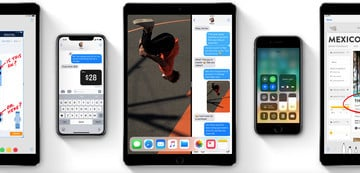 Apple Seeds iOS 11.1 Beta 5 to Registered Developers