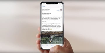 Apple Posts an iPhone X Guided Tour Video That Shows off the Handset