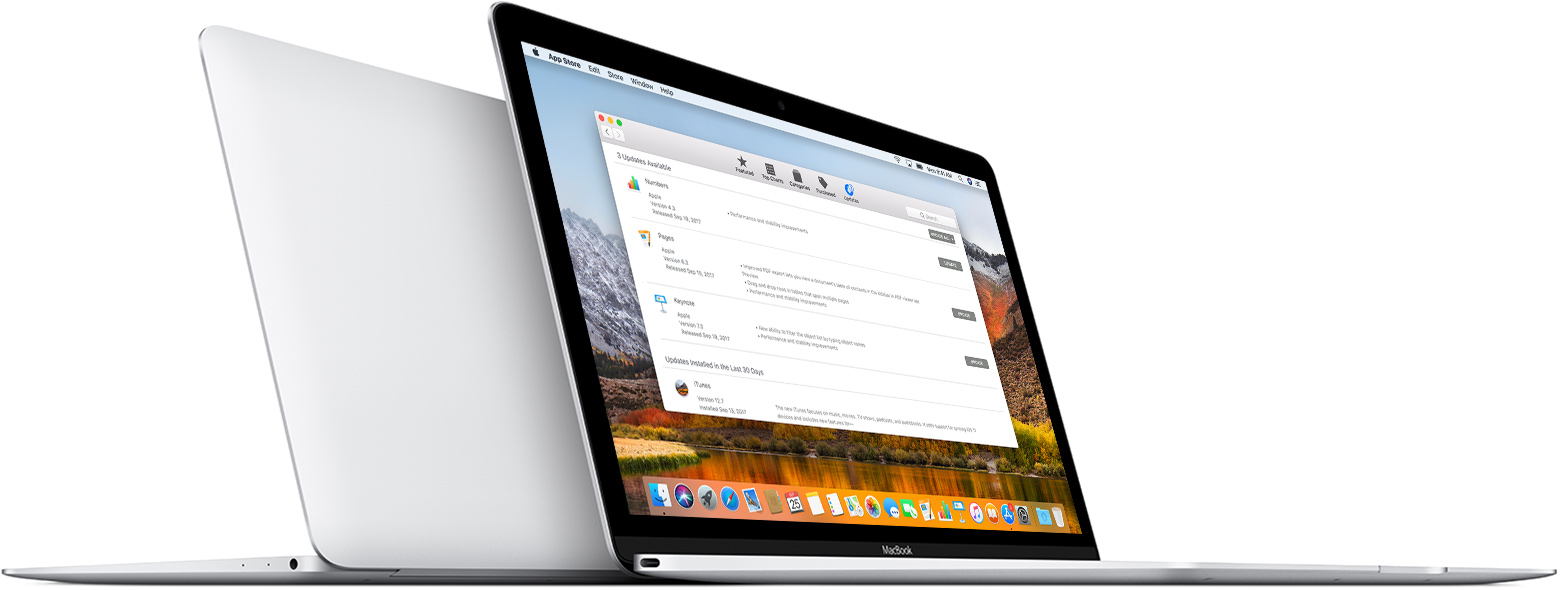 Apple Releases Important Mac Security Update for macOS High Sierra