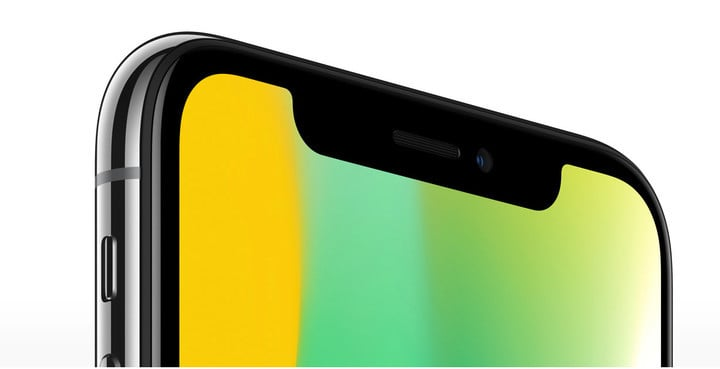 After a bit of use, the notch fades away.