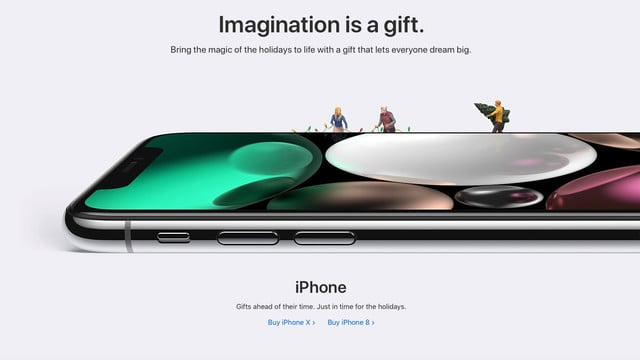 Apple Unveils its 2017 Holiday Gift Guide