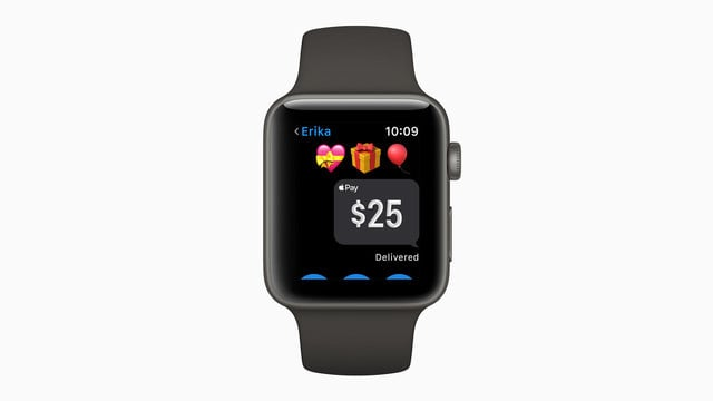 Apple's watchOS 4.2 Officially Arrives With Apple Pay Cash Support