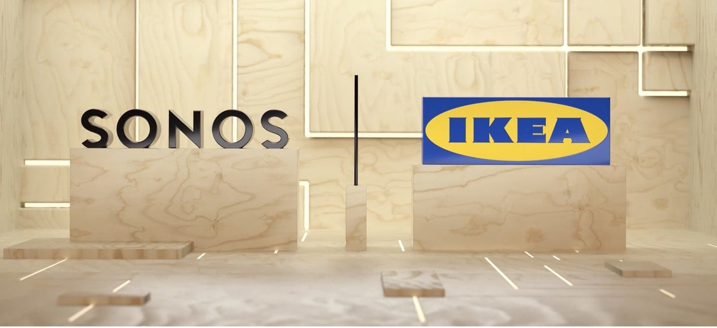 Ikea and Sonos Collaboration
