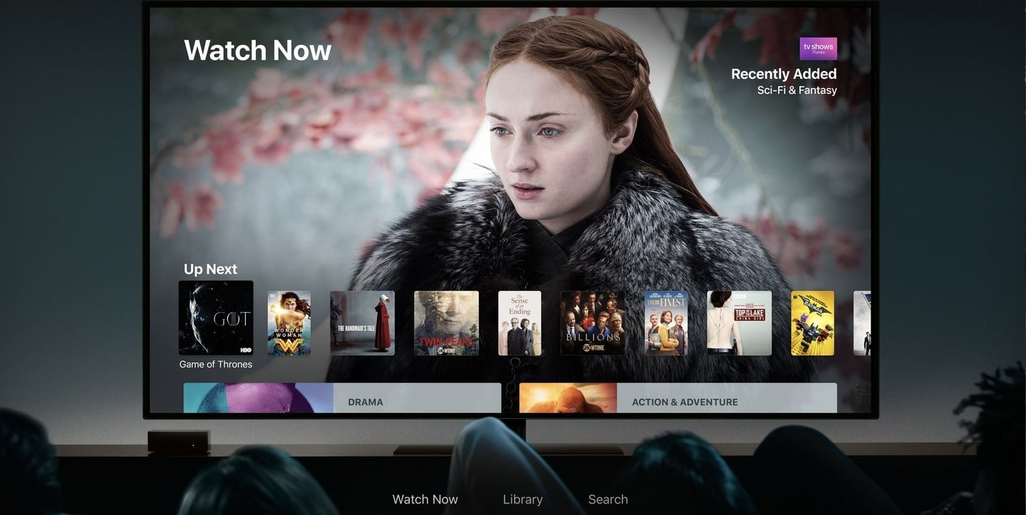 Apple TV App Arrives
