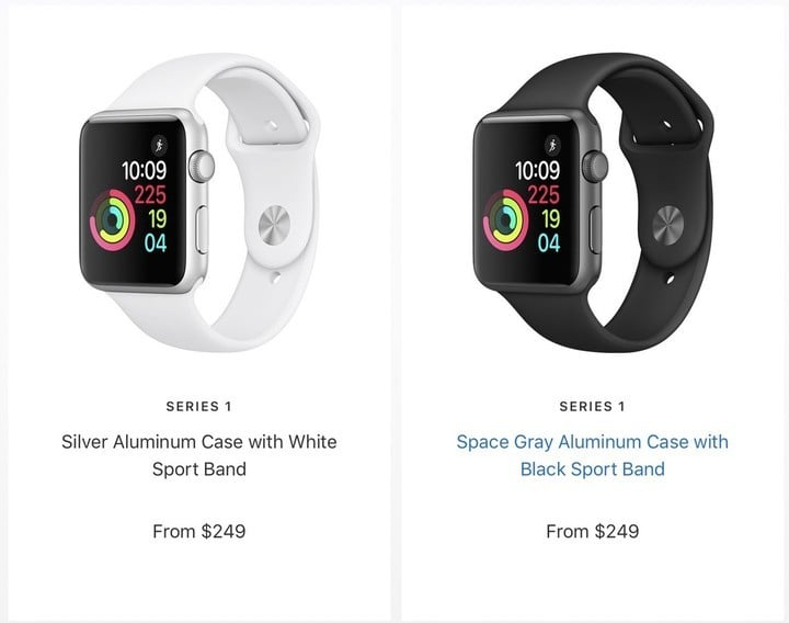 Apple Watch Series 1: How Low Will the Price Go?