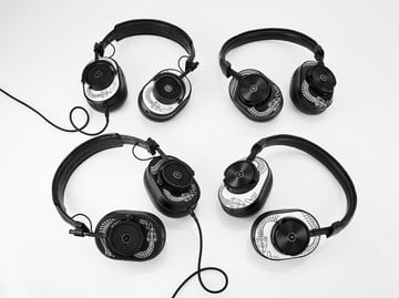 Master & Dynamic, Tattoo Artist Scott Campbell Announce Special Headphones