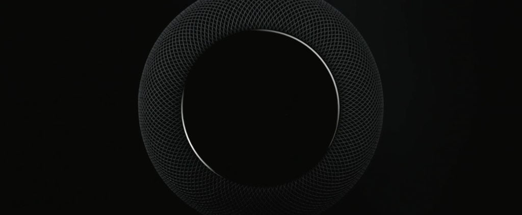 Muting Siri HomePod