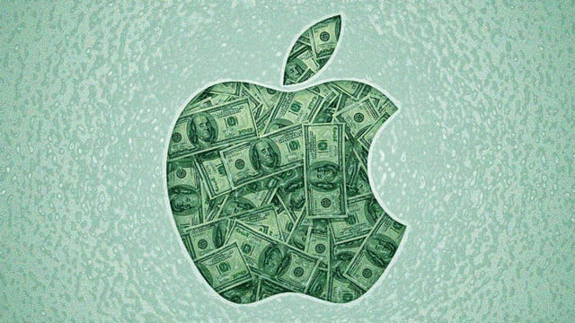 Report: Apple's Likely to Repatriate $200 Billion in Foreign Cash