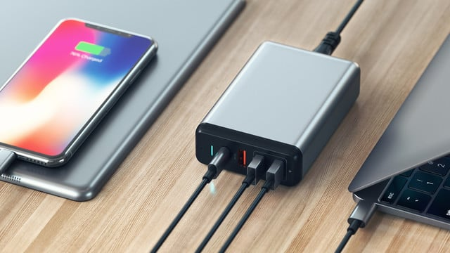 Satechi Announces New Type-C 75W Multiport Travel Charger