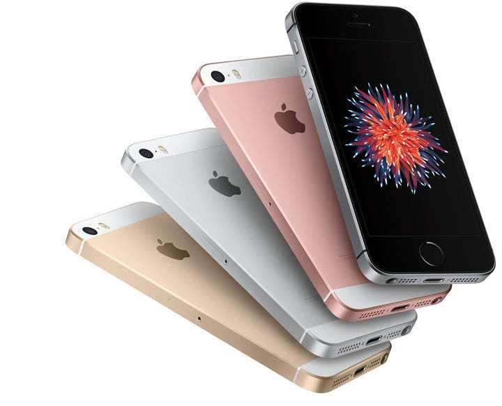 The iPhone SE originally hit the market in early 2016.
