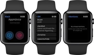 Work Communication App Slack Remove its Apple Watch App