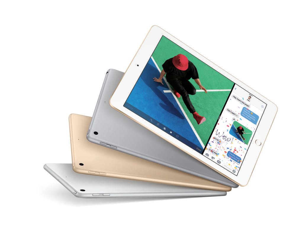 Eurasian filings hint at two new iPad models coming soon