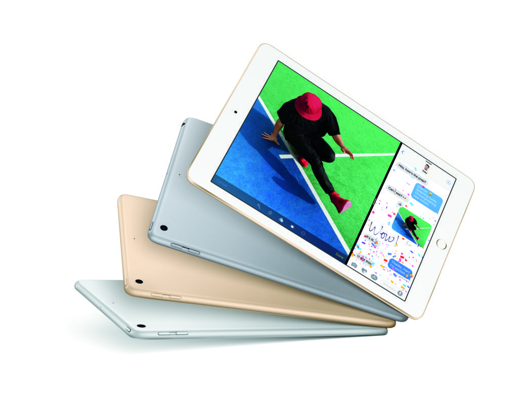 New Regulator Filing Suggests Apple Readying Two New iPads