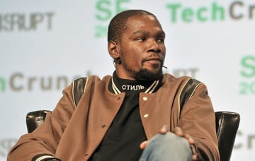 Apple is Developing a TV Series Based on the Life of Basketball Star Kevin Durant