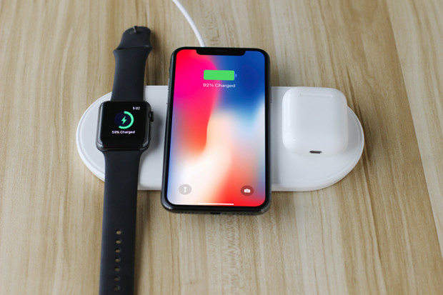 photo image Plux: As Everyone Waits for Apple's AirPower, A New Entrant Arrives