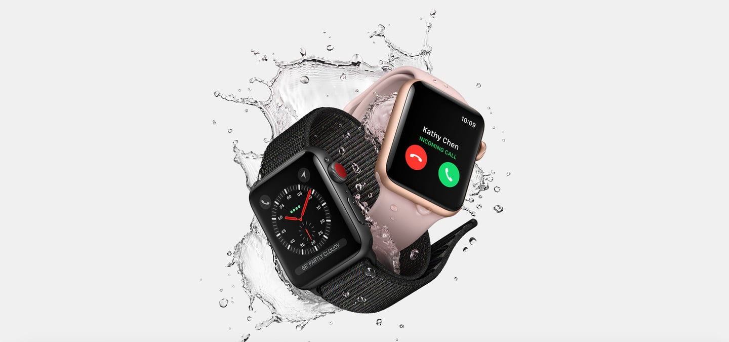 Refurbished Apple Watch Series 3