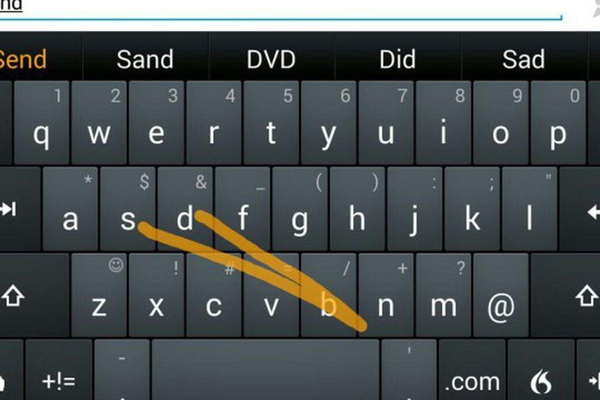 Swype Keyboards