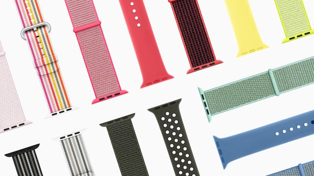 Apple Unveils a Spring Collection of Apple Watch Bands