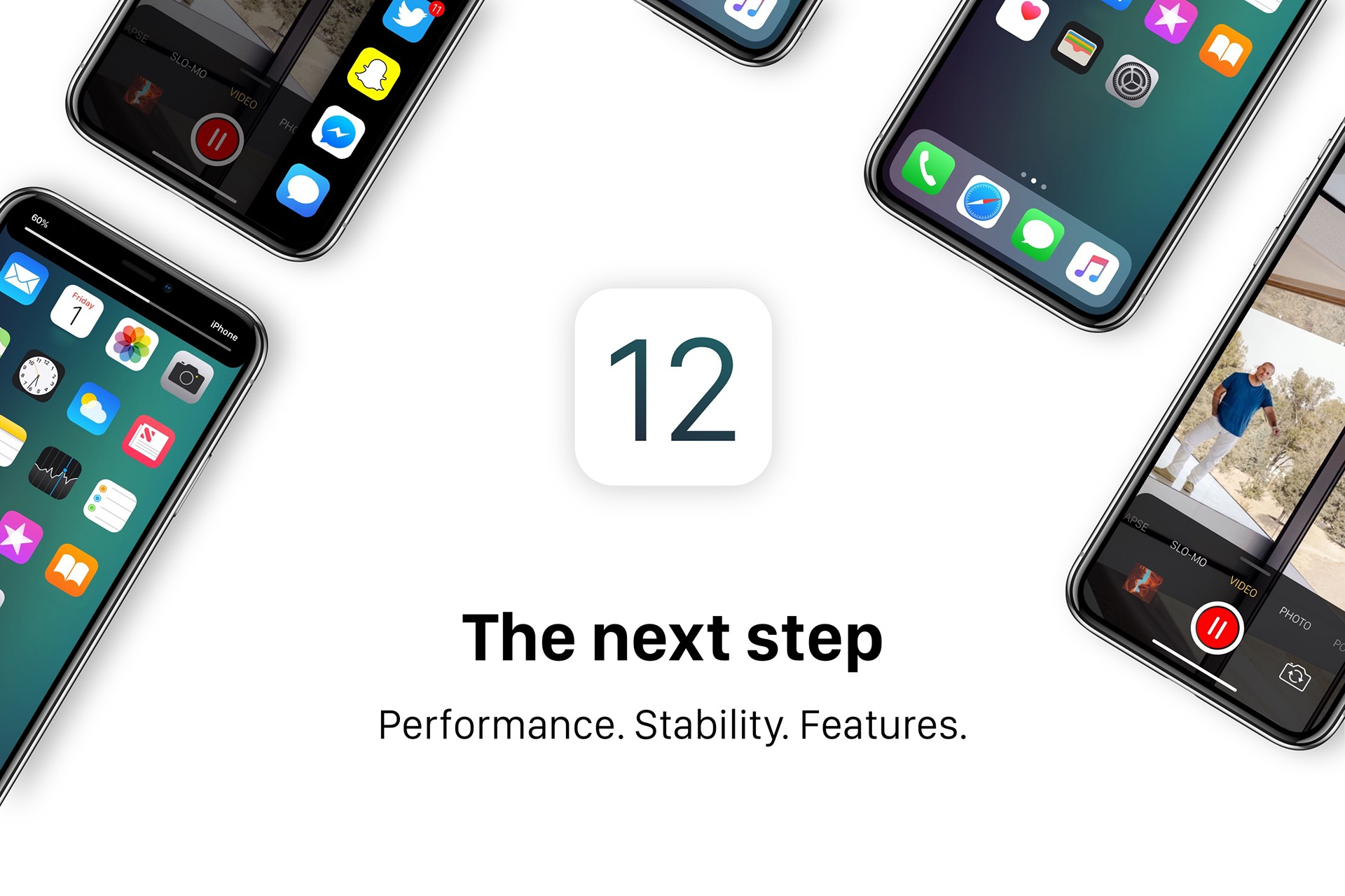 This iOS 12 Concept Imagines a Guest Mode, iPhone Split View and More