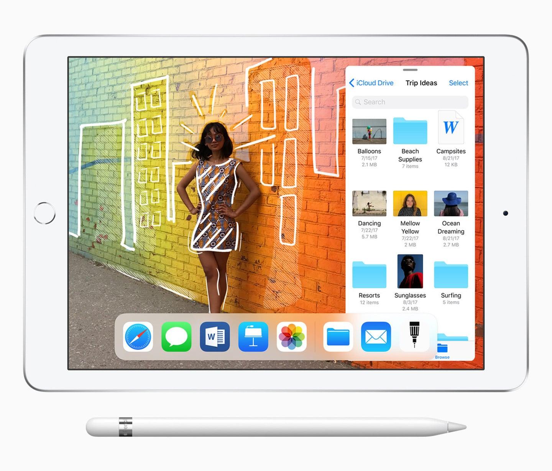 2018 budget iPad